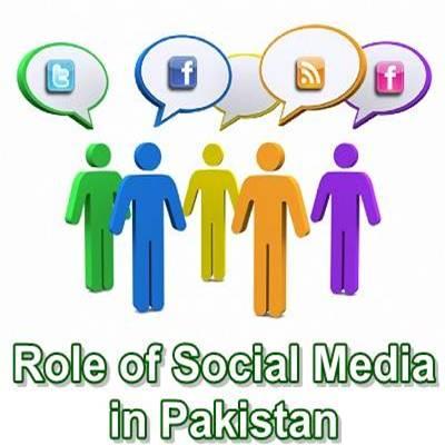 Role of Social Media in Pakistan