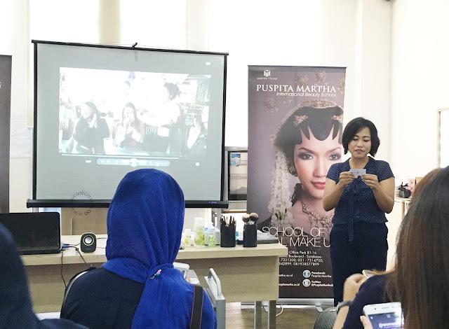 Event Report : Workshop with Puspita Martha ft. Surabaya Beauty Blogger by Jessica Alicia