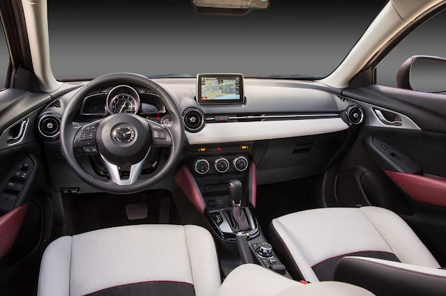 2017 Mazda CX 3