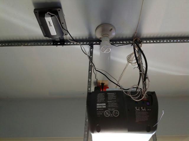 GoControl Linear Z-Wave Smart Garage Door Opener Remote Controller | Supratim Sanyal's Blog