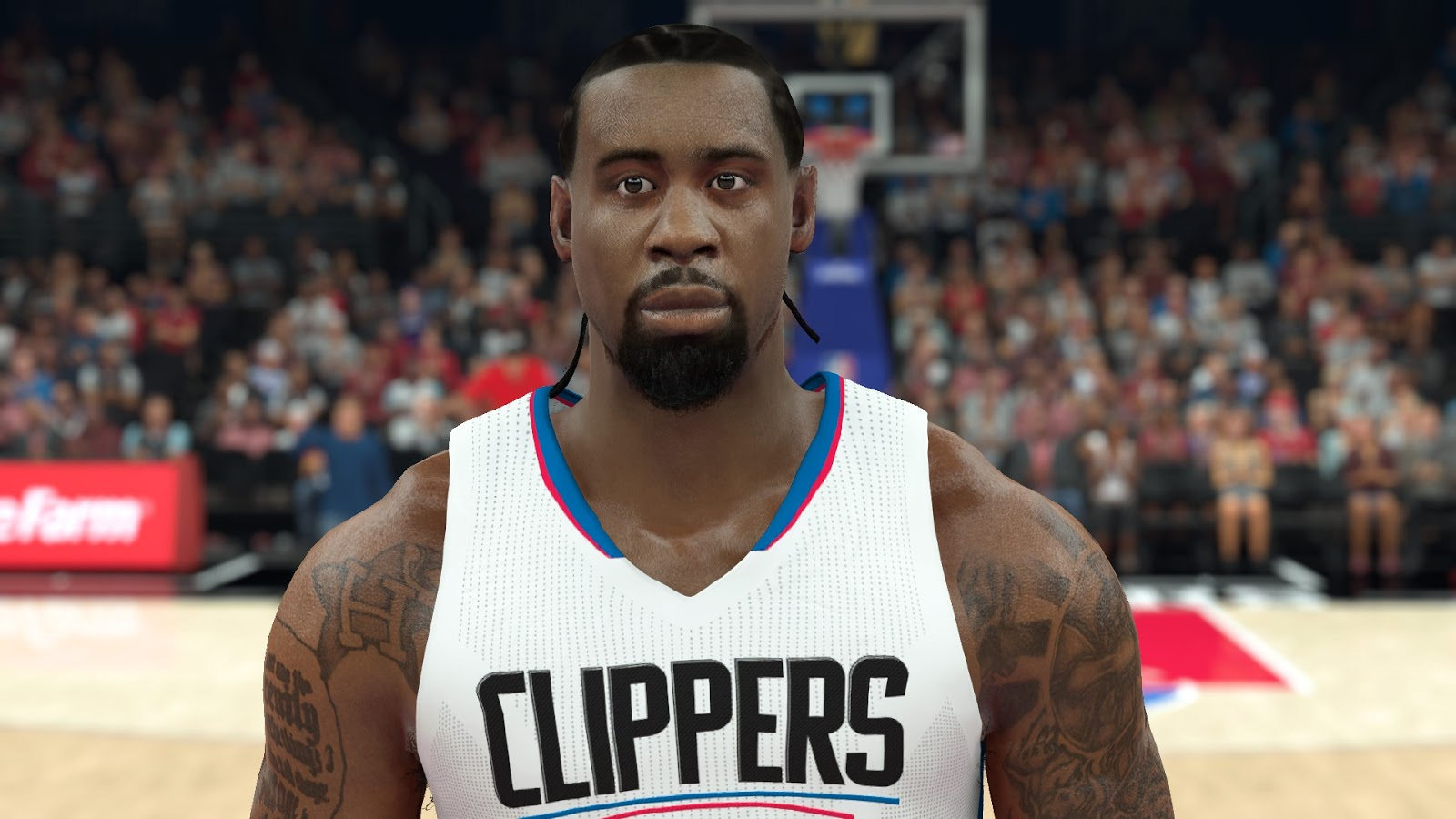 DNA Of Basketball | DNAOBB: NBA 2K17 DeAndre Jordan´s New ...
