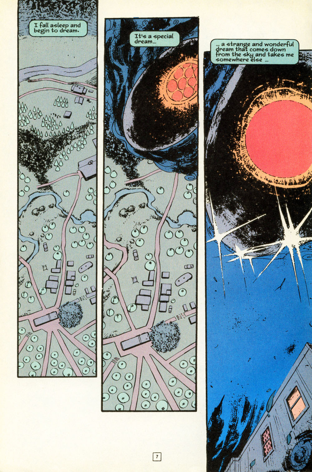 Read online Animal Man (1988) comic -  Issue #84 - 8