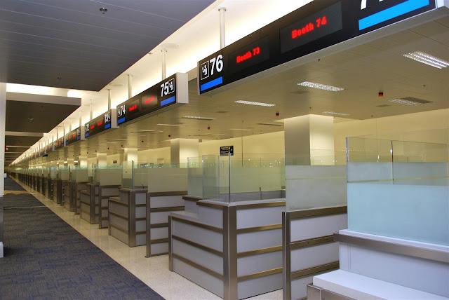 Imigração Aeroporto Las Vegas EUA