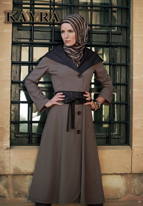Turkish Hijab Style Fashion