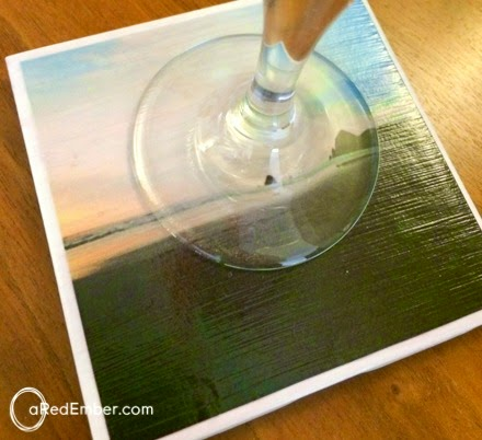 Beach Photo Coasters