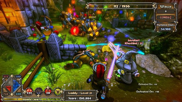 Dungeon Defenders Free Download Full