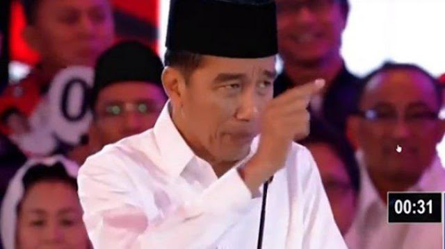Menyoal Inkonsistensi Jokowi Saat Persoalkan Caleg Eks Koruptor