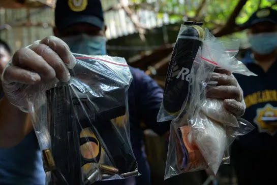 Bodyguards Of The Mayor Of Leyte Was CAUGHT After Selling P1.9M Worth Shabu!