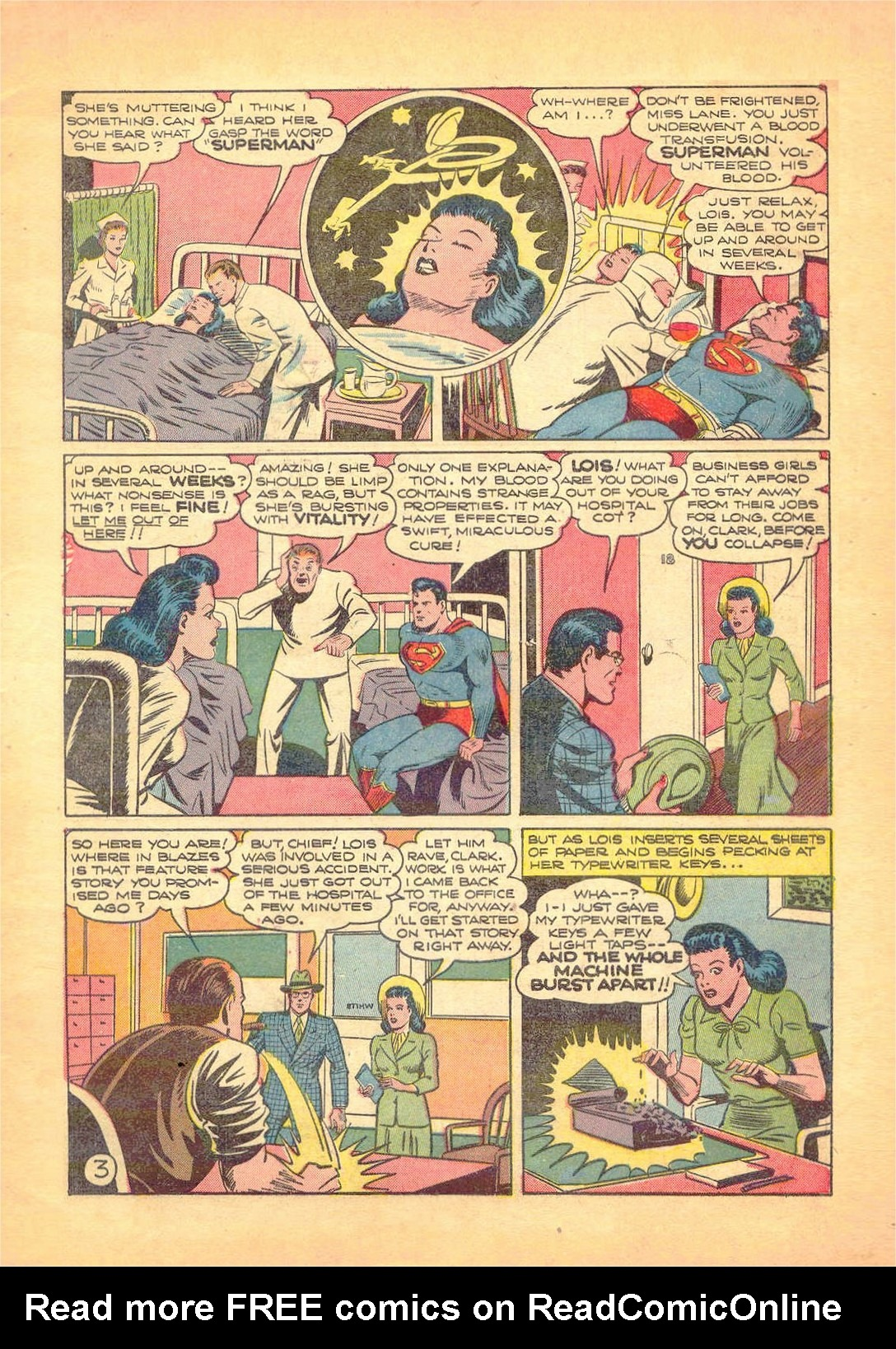 Action Comics (1938) 60 Page 3