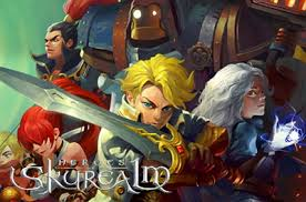 Game Heroes of Skyrealm Mod Apk Unlocked