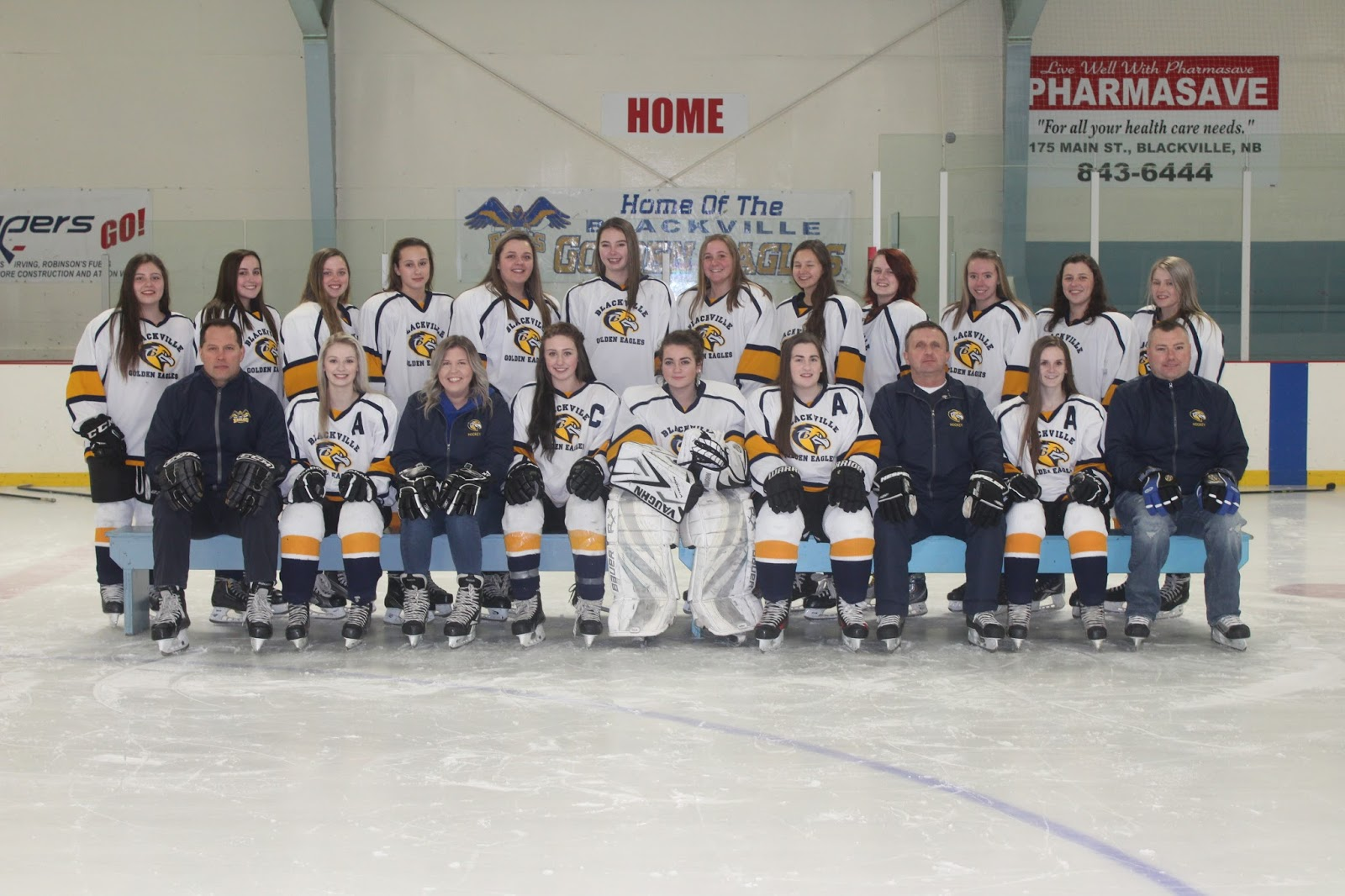 The Blackville Talon: Senior Girls Hockey Season Recap