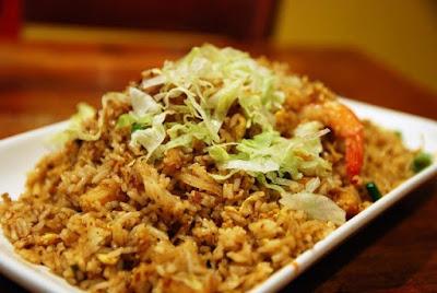 Resep Nasi Goreng Oriental Enak Spesial