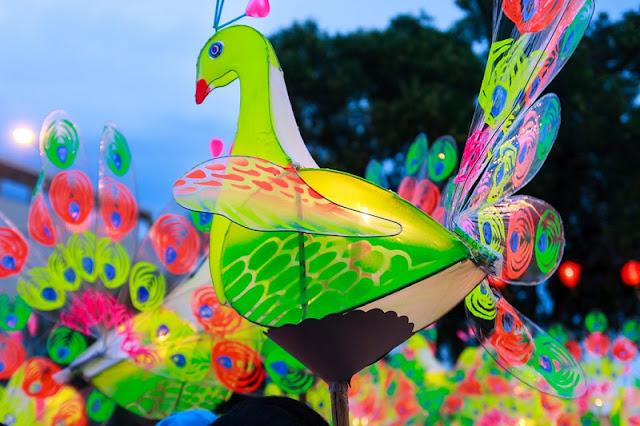 The destination has the biggest Mid-autumn festival in Vietnam 3