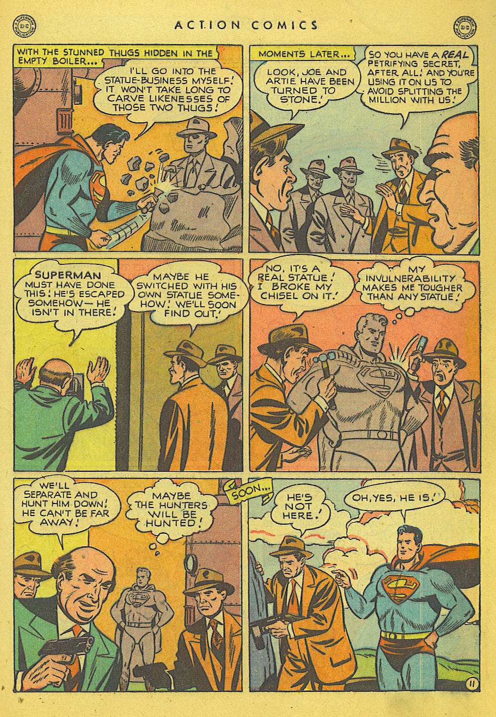 Read online Action Comics (1938) comic -  Issue #135 - 12