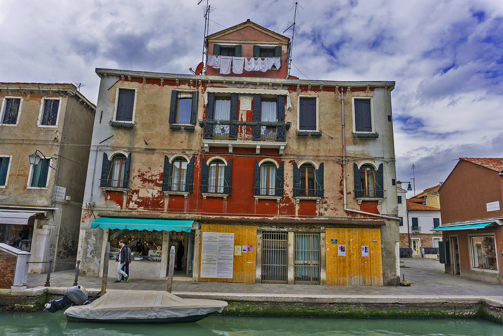 Murano, Venice Italy