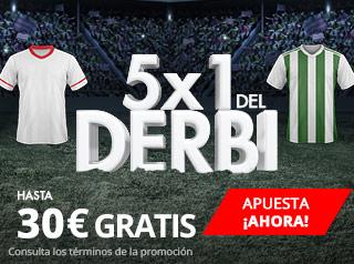suertia promocion Sevilla vs Betis 6 enero