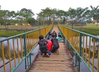 Pemandangan Taman Cadika
