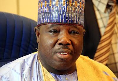Ali Modu Sheriff - Jonathan under stress to relinquish PDP peace process