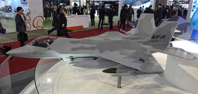 kf-x jet fighter