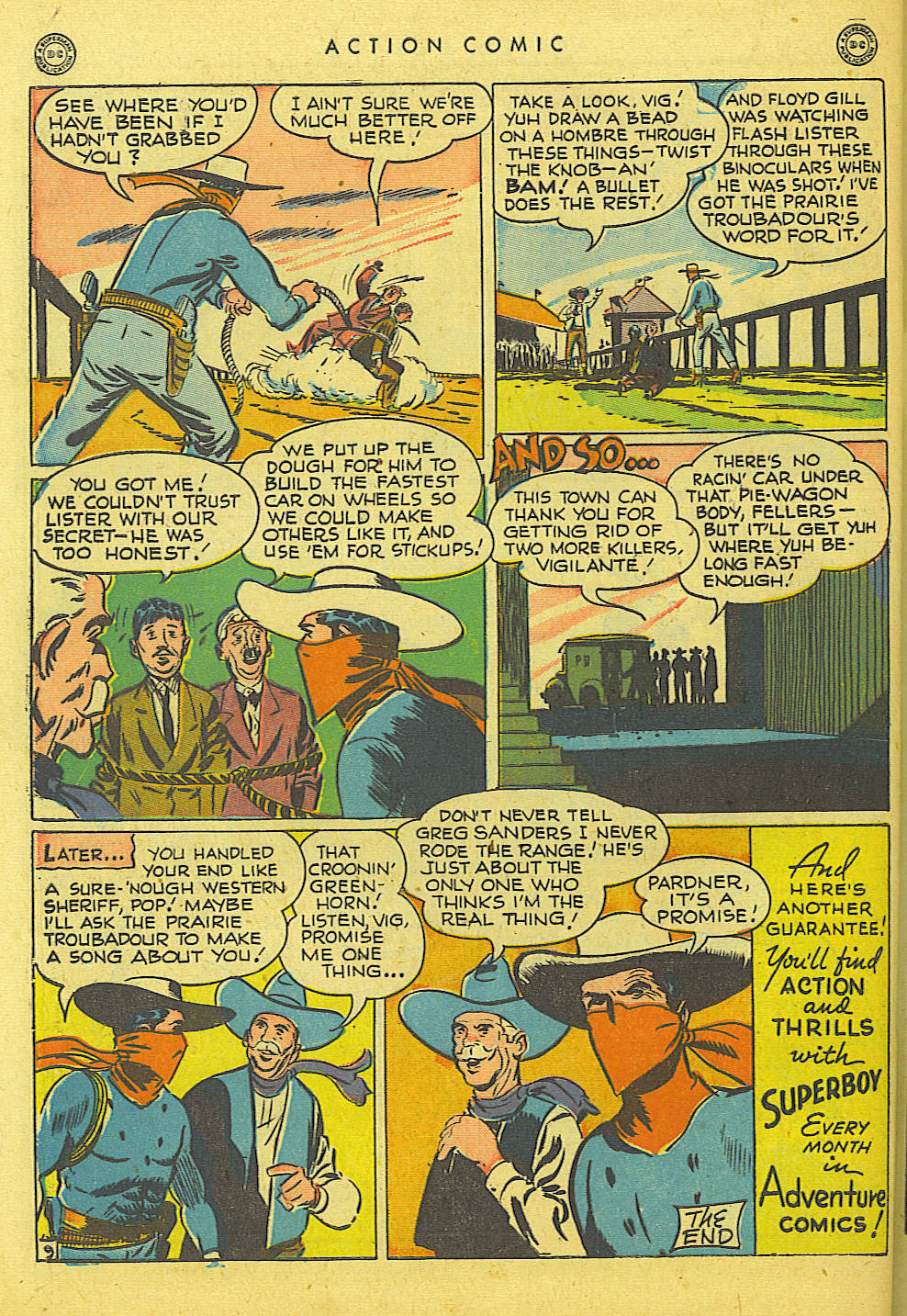 Read online Action Comics (1938) comic -  Issue #114 - 48
