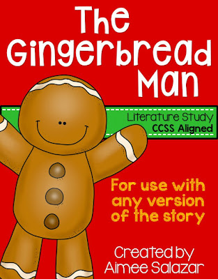 https://www.teacherspayteachers.com/Product/The-Gingerbread-Man-1578555