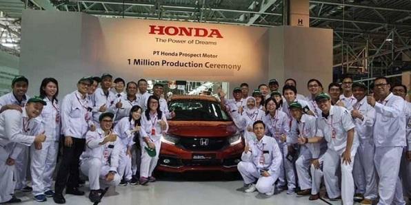 New Loker Pabrik Karawang PT Honda Prospect Motor September 2018