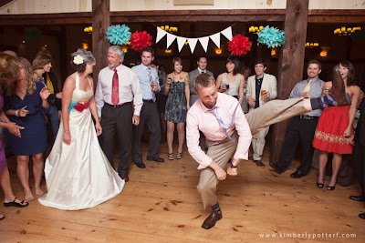 Marit + Dave: A Wicked Good Wedding! 40