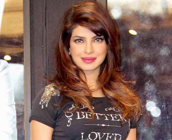 Bollywood actress Priyanka Chopra, Madamji, Priyanka Chopra Madamji
