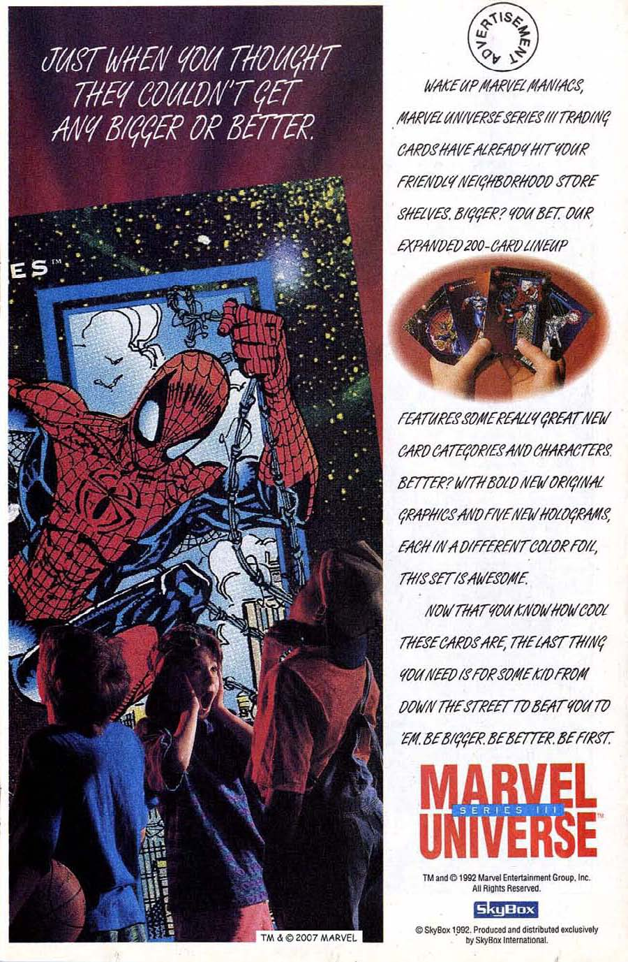 Read online Silver Surfer (1987) comic -  Issue #70 - 7