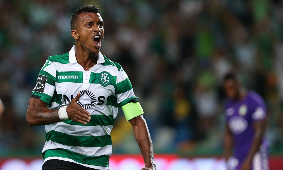 Maillot Sporting CP Castaignos