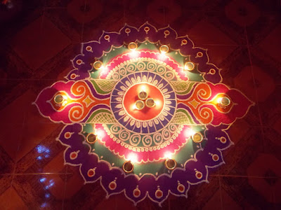 Diwali 3D Wallpaper Free Download