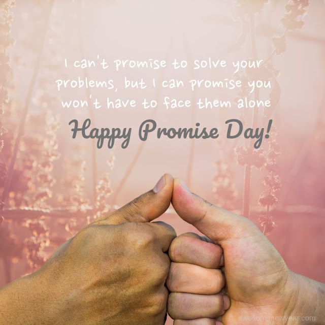 Promise Day Wishes