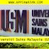 Iklan Jawatan kosong di Universiti Sains Malaysia (USM) - 25 September 2018