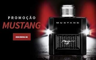 Cadastrar Promoção Jequiti Mustang A Velocidade de Mustang