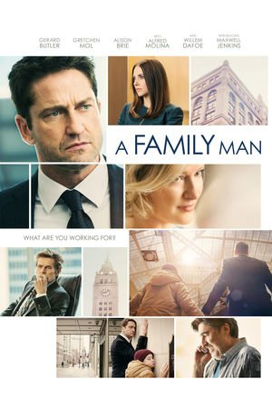 Poster A Family Man 2016