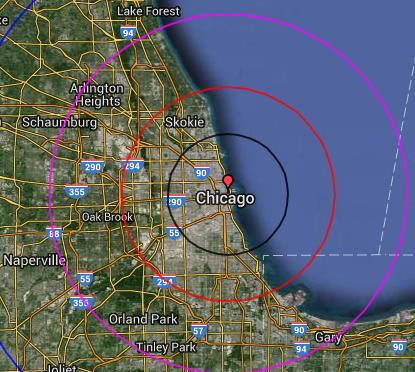 Media Confidential: Chicago Radio: iHM Sublets 97 5 T-FM
