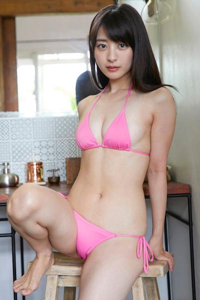 Reina Makino 牧野澪菜, Shukan Jitsuwa 2020.02.27 (週刊実話 2020年2月27日号)