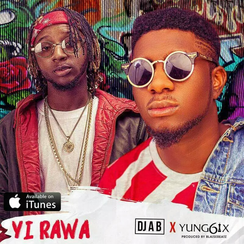 The Great visual of the recent released track title Yi Rawa DanceVideo by Dj Ab featuring Yung6ix Is finally out, The video was directed by Bash Em  Also shows off appearance of Deezell , Dj ab ft young6ix yi rawa , Dj Ab Mp3 Music Download Audio , Dj ab ft young6ix yi rawa music