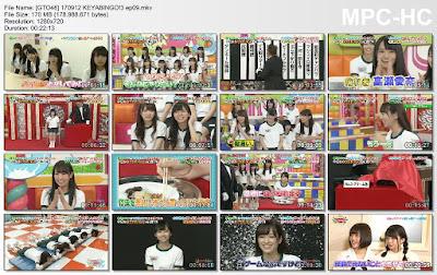 170912 KEYABINGO!3 Ep 09 Subtitle Indonesia