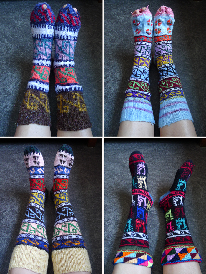 lange meiden sokken
