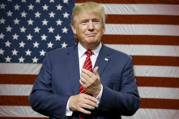 Trump é um gênio em vender o sonho americano