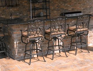 Custom Outdoor Kitchen DFW 11