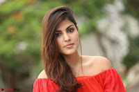 Rhea Chakraborty in Red Crop Top and Denim Shorts Spicy Pics ~  Exclusive 357.JPG