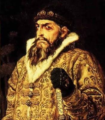 Иван Грозный. Венчание на царство