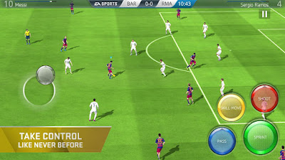 Download FIFA Mobile Football apk Terbaru