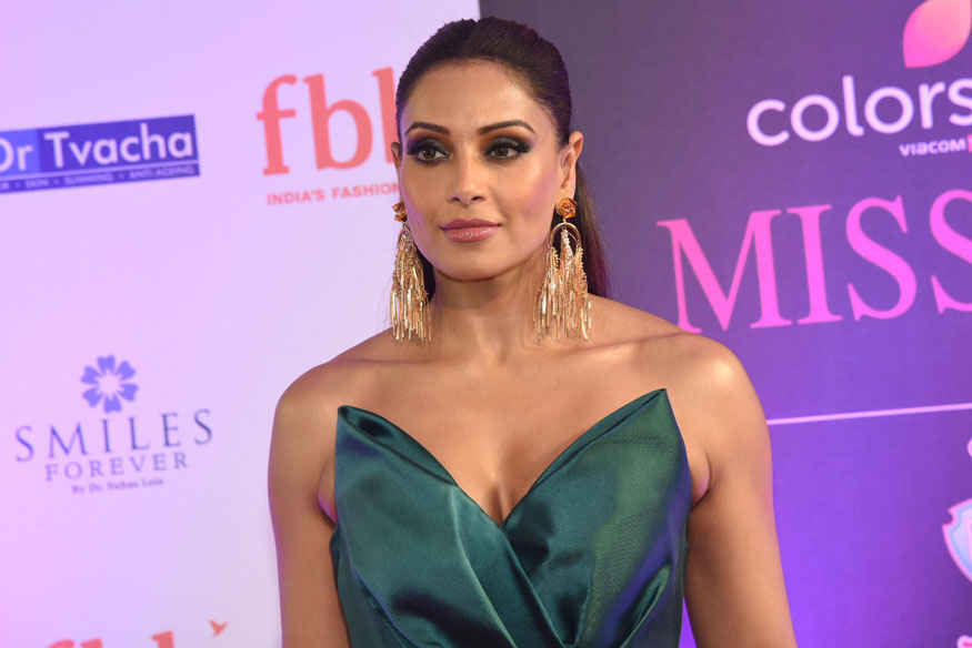 Bipasha Basu Attends Femina Miss India 2017 Finale at Yash Raj Studios