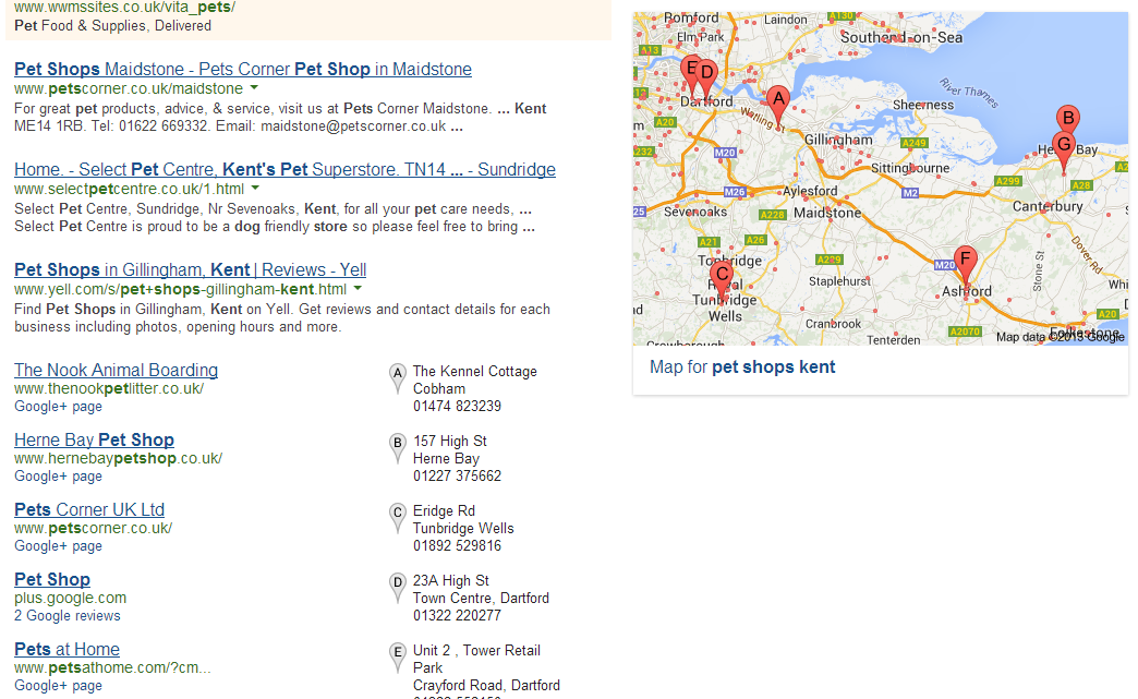 Tips for Improving Local Relevancy of Your Site 1