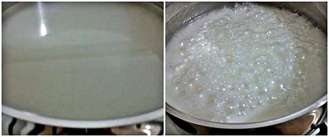Preparación del azúcar invertido