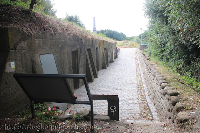 Essex Farm Cemetery Ypres Salient