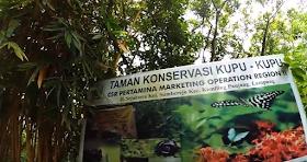 Jelajah Nusantara : Anda Pecinta Kupu-Kupu, Ayo Berkunjung ke Taman Kupu Kupu Gita Persada di Lampung